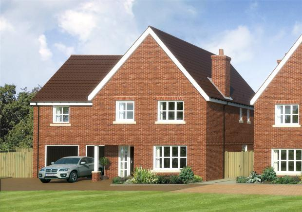 4 Bedrooms Detached House for sale in Pampisford Road, Great Abington, Cambridge, Cambridgeshire