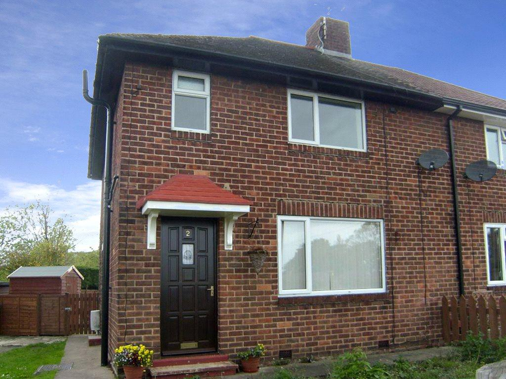 3 Bedrooms Semi Detached House for rent in Balmoral Road, Ripon, North Yorkshire