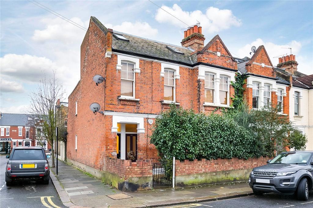 2 Bedrooms Flat for sale in Wardo Avenue, Fulham, London