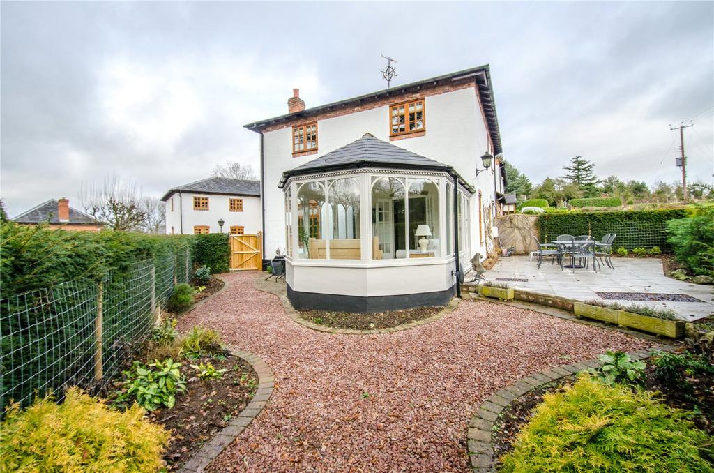 2 Bedrooms Semi Detached House for sale in Hawford, Worcestershire