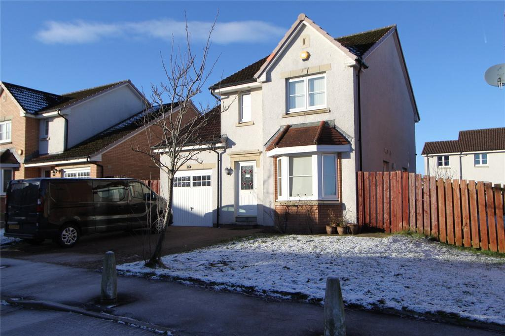 4 Bedrooms Detached House for sale in Parkdale Way, Glasgow