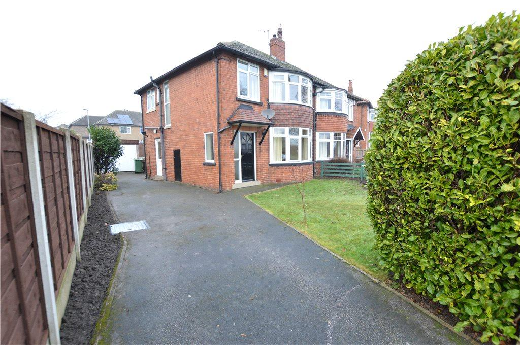 3 Bedrooms Semi Detached House for sale in Austhorpe Lane, Leeds