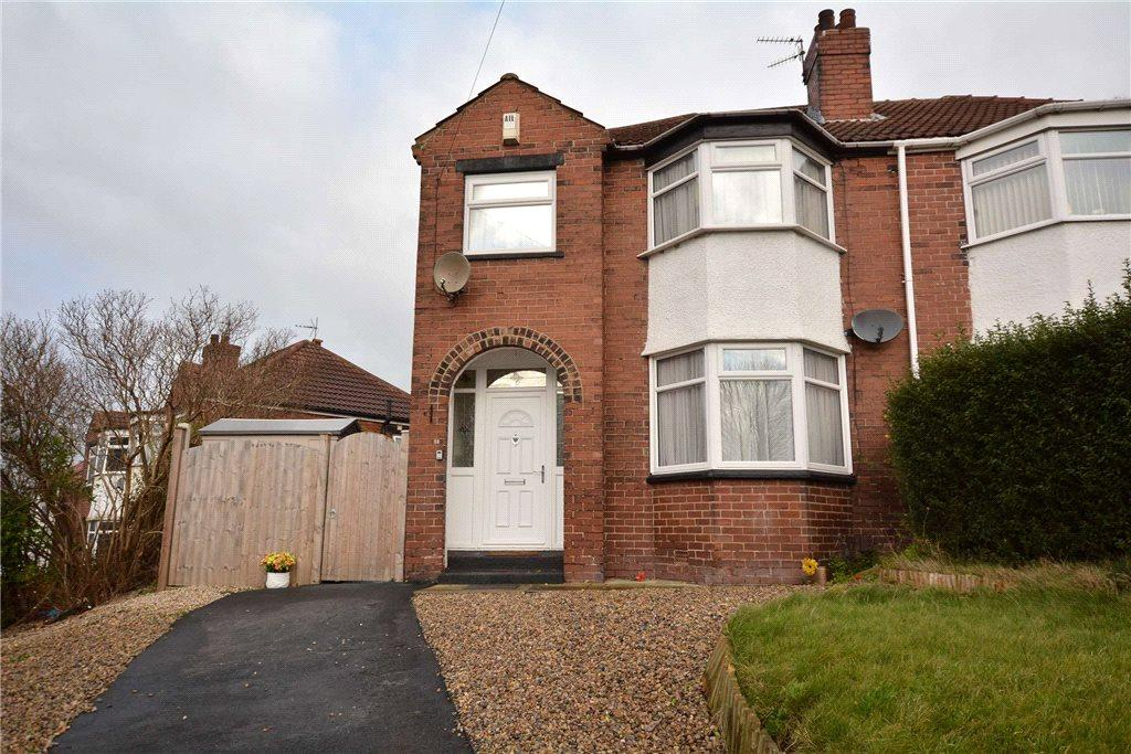 3 Bedrooms Semi Detached House for sale in Kirkstall Hill, Leeds, West Yorkshire