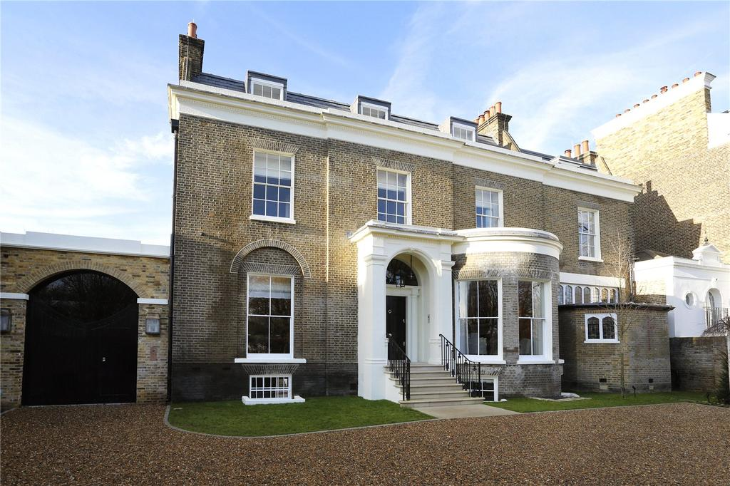8 Bedrooms Detached House for rent in Clapham Common West Side, London, SW4