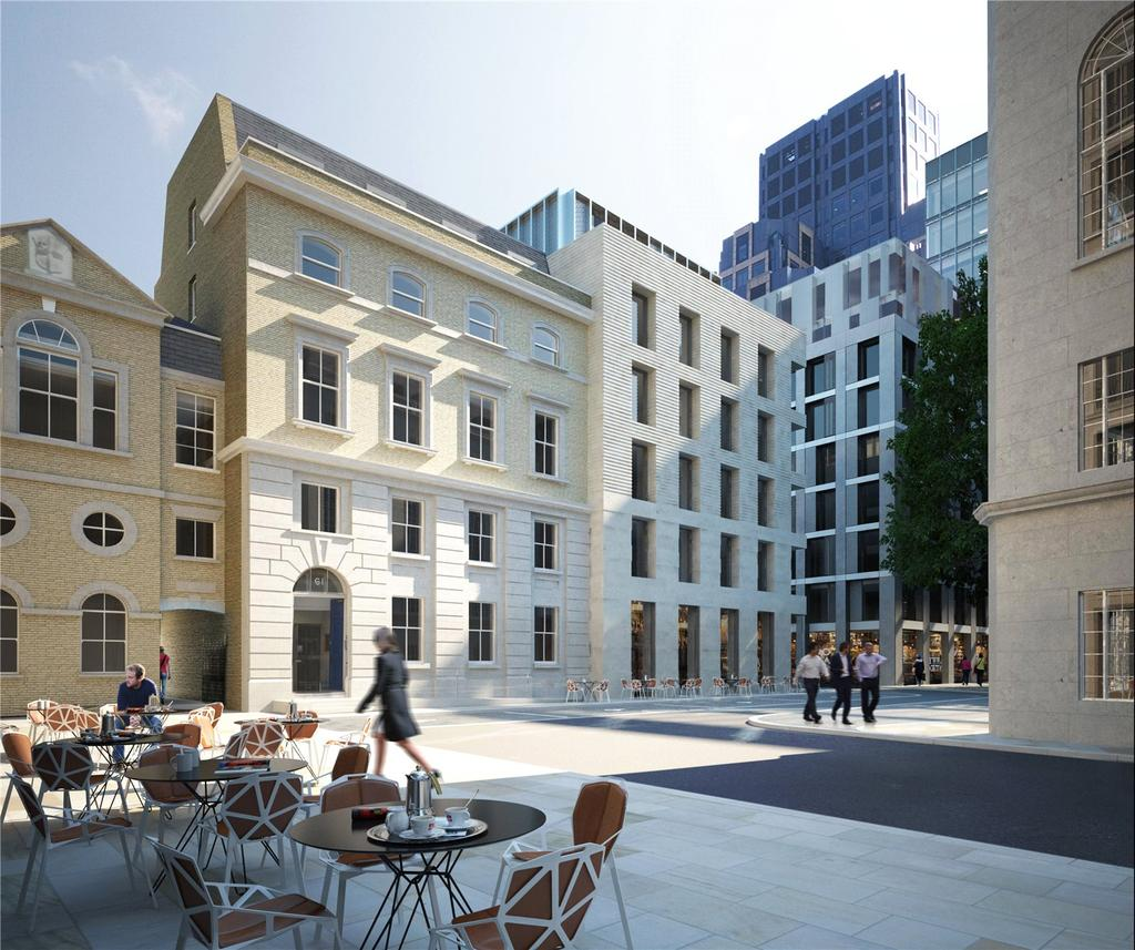 1 Bedroom Flat for sale in Barts Square, 56 West Smithfield, London, EC1A