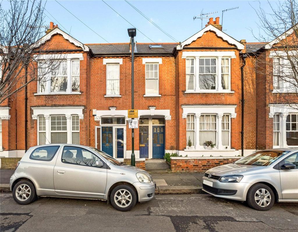 3 Bedrooms Maisonette Flat for sale in Lyric Road, Barnes, London, SW13