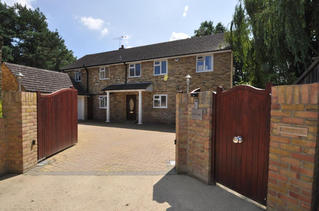 5 Bedrooms Detached House for sale in Rectory Close, Farnham Royal