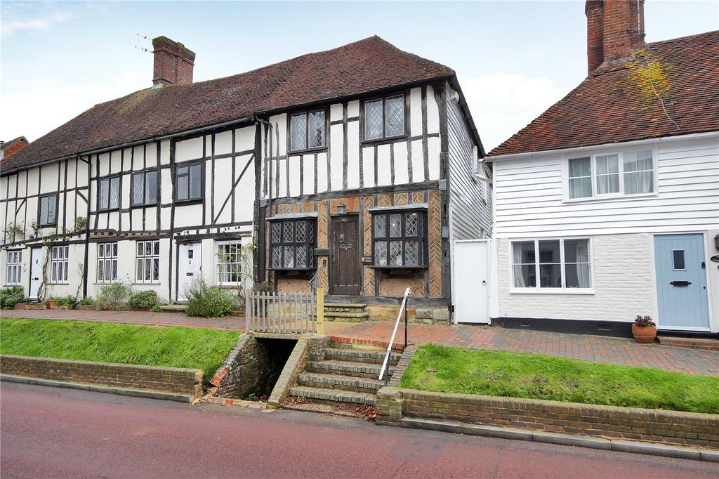 4 Bedrooms End Of Terrace House for sale in High Street, Robertsbridge, East Sussex, TN32