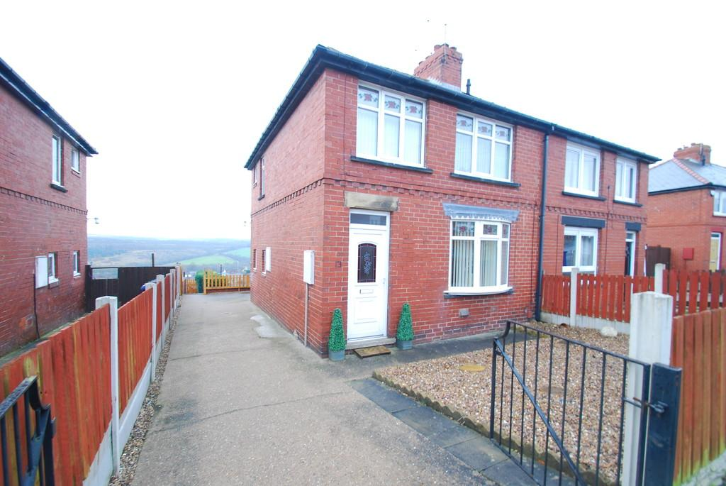 3 Bedrooms Semi Detached House for sale in Wellington Crescent, Worsbrough, Barnsley S70