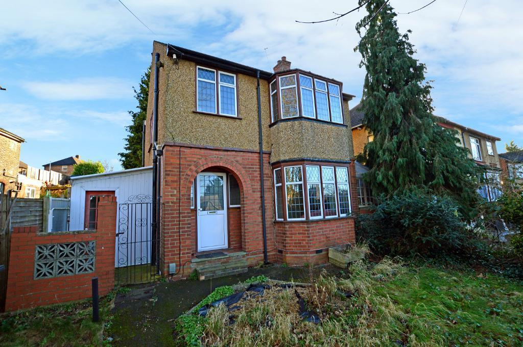 3 Bedrooms Detached House for sale in Hitchin Road, Round Green, Luton, LU2 0EU