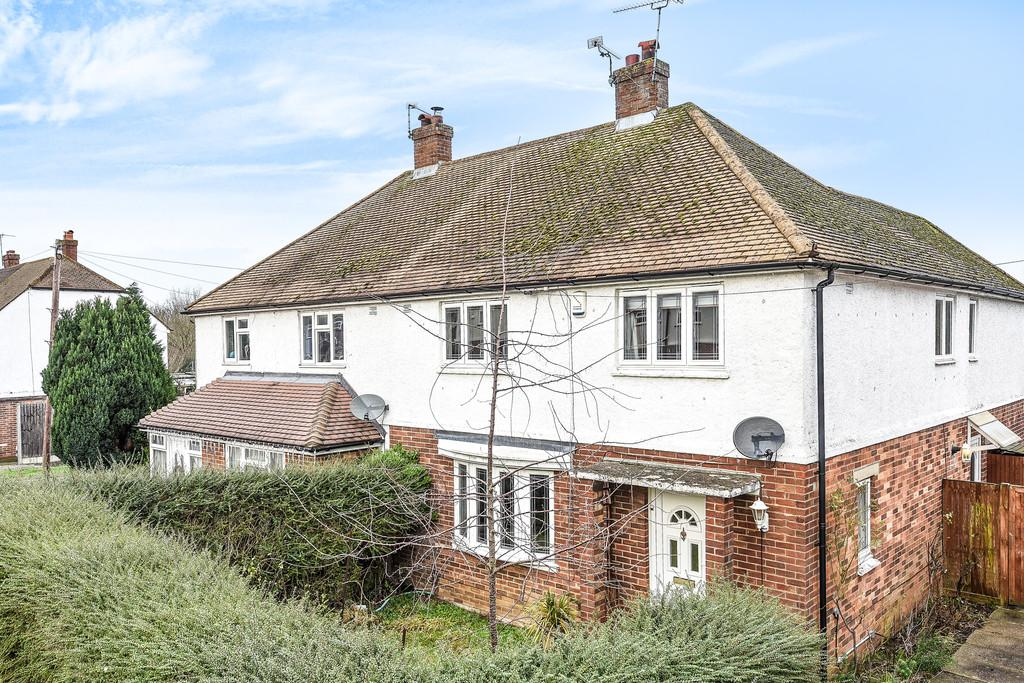 4 Bedrooms Semi Detached House for sale in Plains Avenue, Maidstone