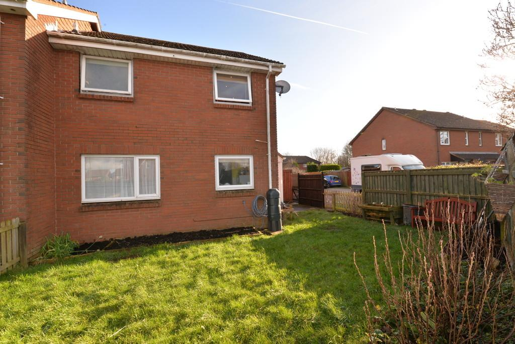1 Bedroom Semi Detached House for sale in Chatsworth Way, New Milton