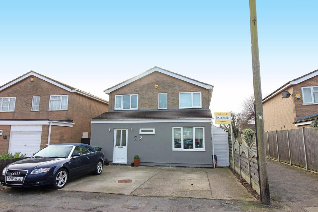 4 Bedrooms Detached House for sale in Rook Tree Way, Haynes, MK45