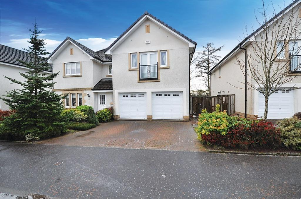 5 Bedrooms Detached Villa House for sale in Ocein Drive, East Kilbride, Glasgow, G75