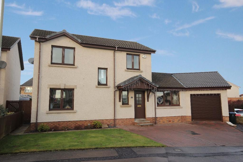 3 Bedrooms Detached House for sale in Greig Place , Perth, Perthshire , PH1 2UJ