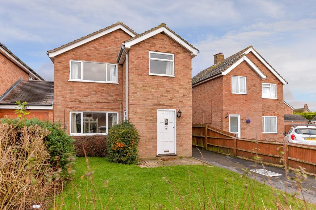 3 Bedrooms Detached House for sale in Sampshill Road, Westoning, MK45