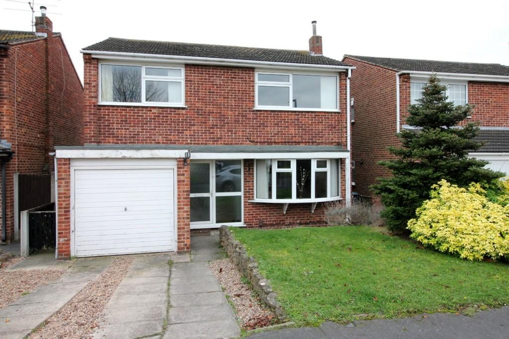 4 Bedrooms Detached House for sale in Ash Walk, East Leake
