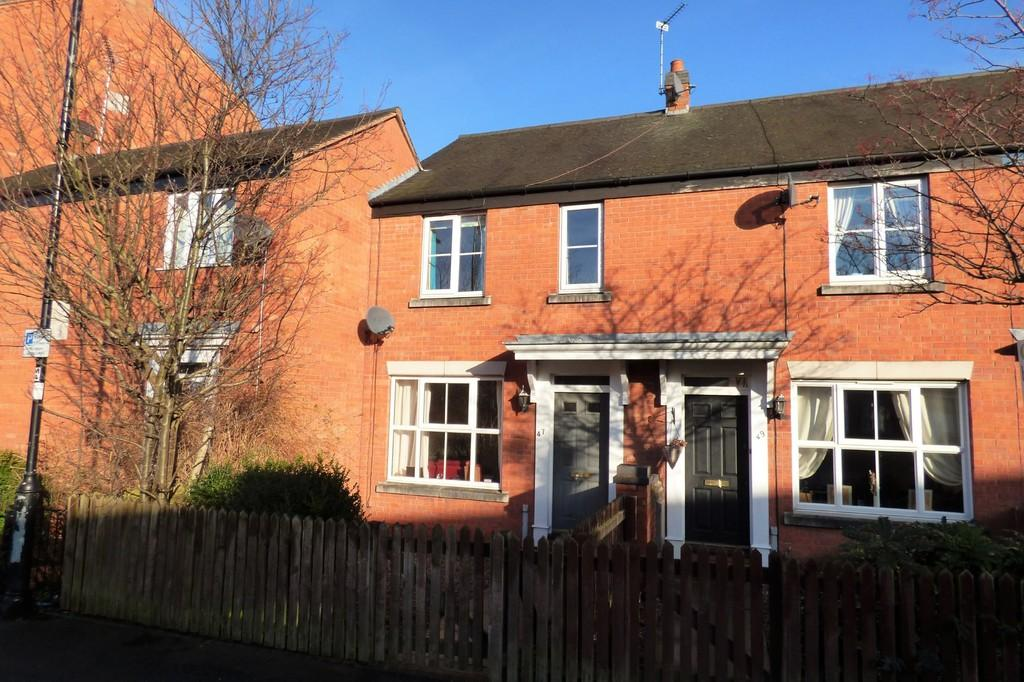 3 Bedrooms Terraced House for sale in Mill Street, Rocester