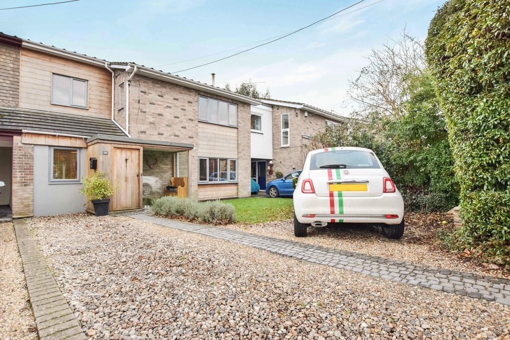 4 Bedrooms Terraced House for sale in Wivenhoe Road, Alresford, Colchester CO7 8AE