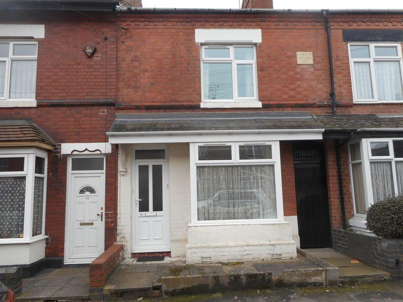 3 Bedrooms Terraced House for sale in Fife Street, Nuneaton
