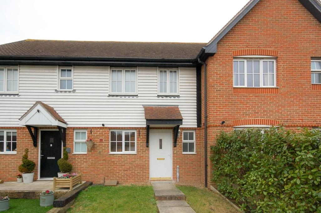 2 Bedrooms Terraced House for sale in Wye Green, Herne Bay