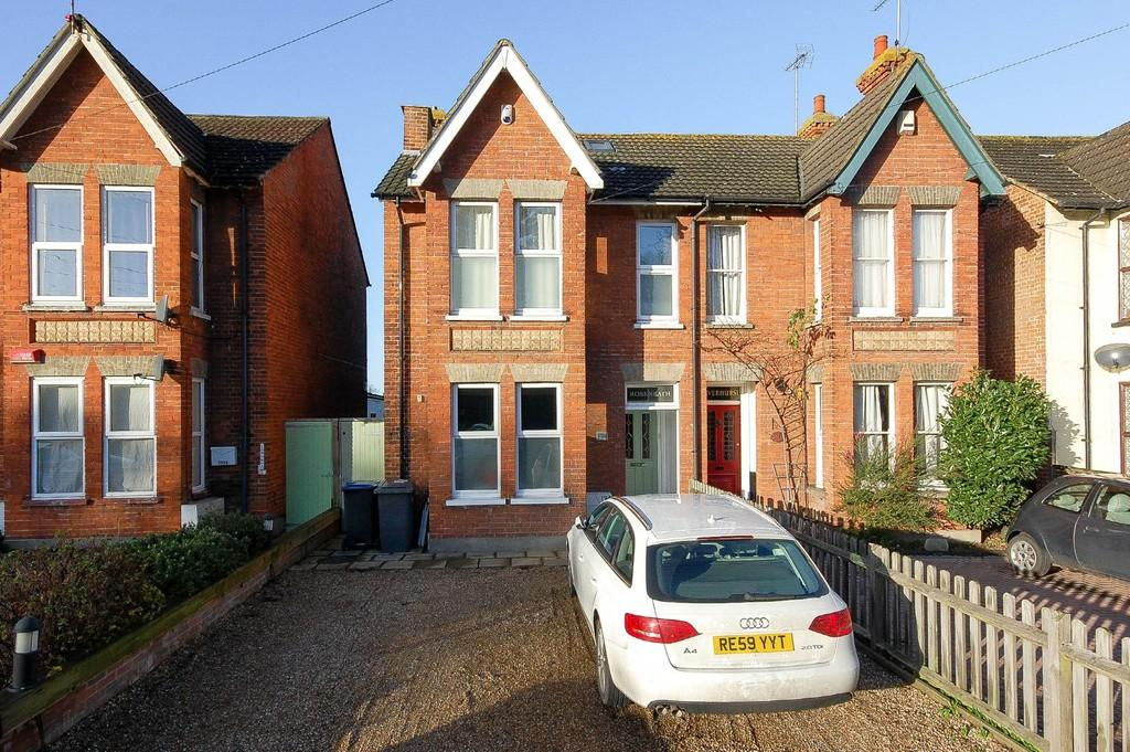 4 Bedrooms Semi Detached House for sale in Canterbury Road, Herne Bay