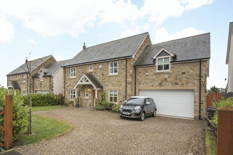 4 Bedrooms Detached House for sale in Brunton Lane, Great Park, Newcastle upon Tyne