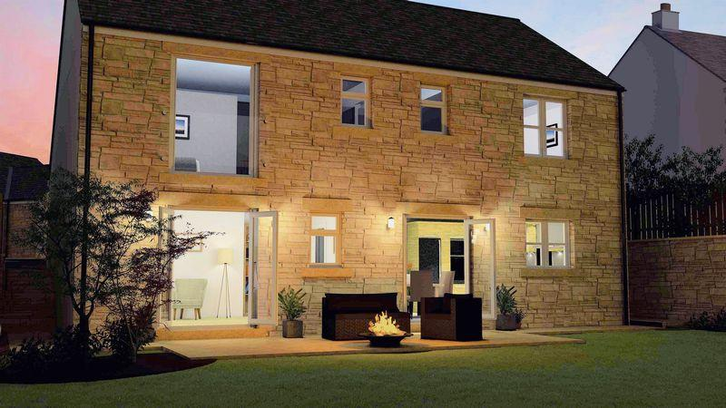 4 Bedrooms Detached House for sale in NORTHUMBERLAND, Bellingham