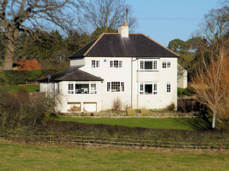 4 Bedrooms Detached House for sale in TYNE VALLEY, Riding Mill