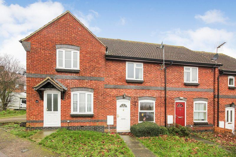 2 Bedrooms End Of Terrace House for sale in Rousbury Road, Stewartby