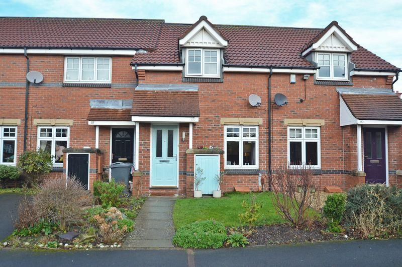 2 Bedrooms Terraced House for sale in Haswell Gardens, North Shields