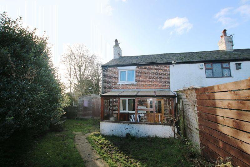 3 Bedrooms Cottage House for sale in Lodge Cottages, Marsh Lane, Longton