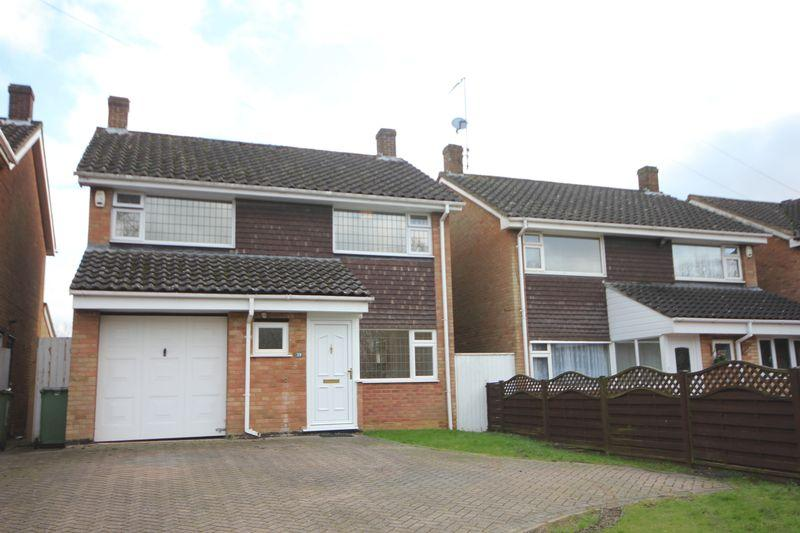 4 Bedrooms Detached House for sale in Detached Village Home, Caddington