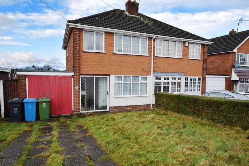 3 Bedrooms Semi Detached House for sale in Wardles Lane, Great Wyrley