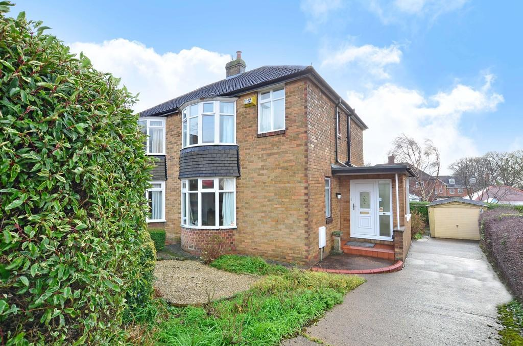 3 Bedrooms Semi Detached House for sale in Hallgate Road, Crosspool