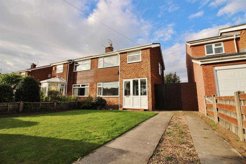 3 Bedrooms Semi Detached House for rent in Park Road, Liverpool