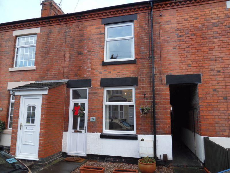 3 Bedrooms Terraced House for sale in Oxford Street, Coalville
