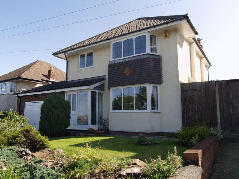 3 Bedrooms Detached House for sale in Black Horse Hill, West Kirby