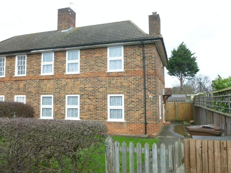 3 Bedrooms Semi Detached House for sale in A three bedroom semi detached property in need of modernisation