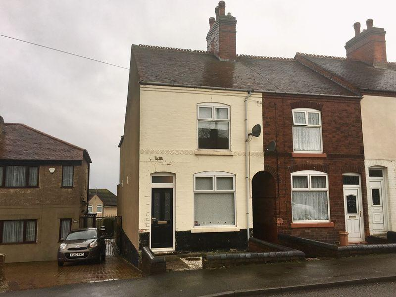 3 Bedrooms Terraced House for sale in Burton Road, Midway