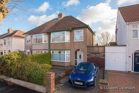 3 bedroom semi-detached house for sale - Beanfield Avenue, Finham,