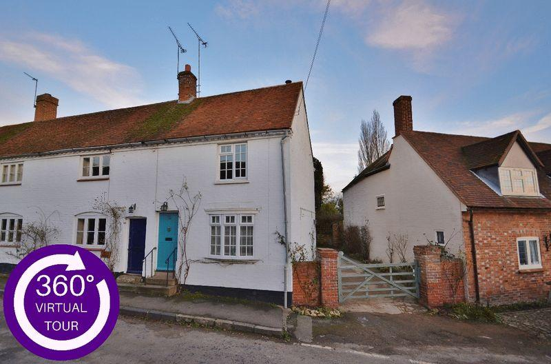 2 Bedrooms Terraced House for sale in High Street, Long Crendon