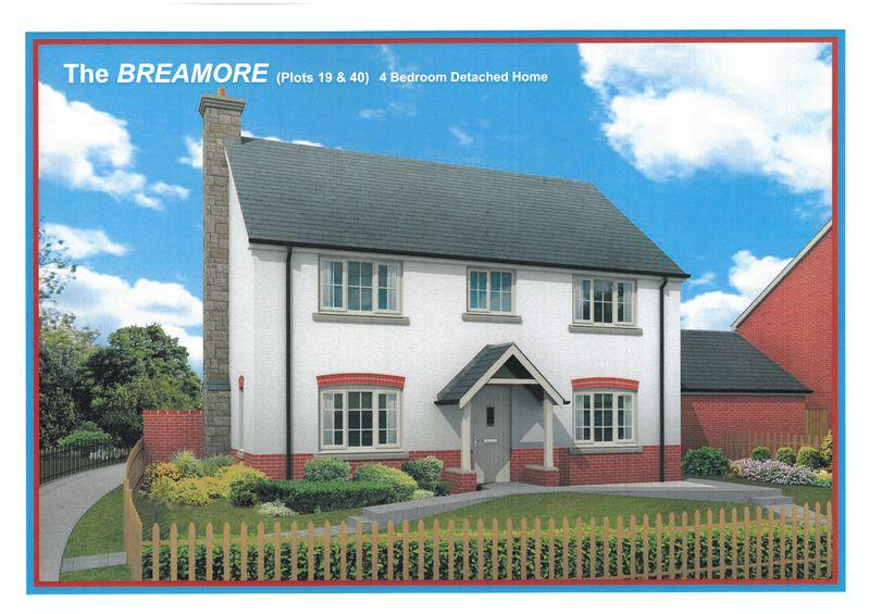 4 Bedrooms Detached House for sale in England's Field, Hereford