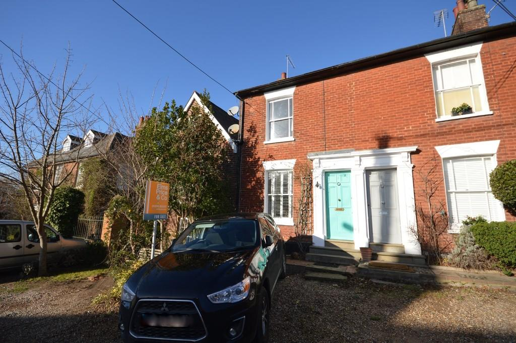 3 Bedrooms End Of Terrace House for sale in Anglesea Road, Wivenhoe