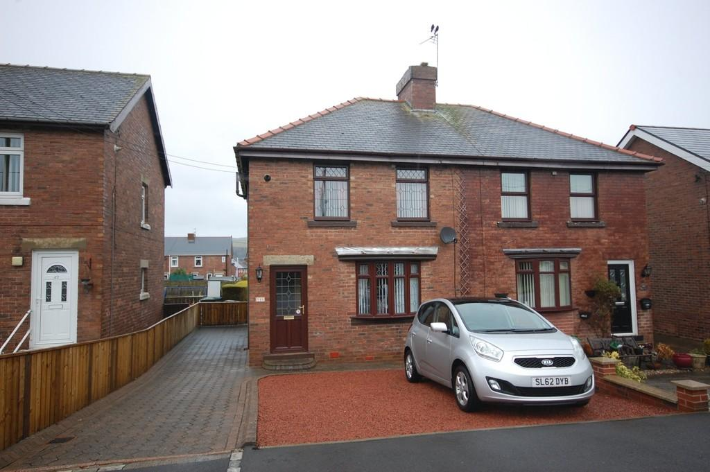 3 Bedrooms Semi Detached House for sale in Finings Avenue, Langley Park