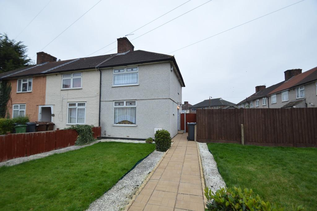 2 Bedrooms End Of Terrace House for sale in Amesbury Road, Dagenham