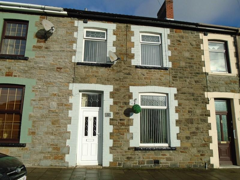 3 Bedrooms Terraced House for sale in New Century Street, Trealaw, Tonypandy