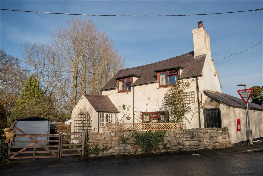2 Bedrooms Cottage House for sale in Llanfwrog, Ruthin