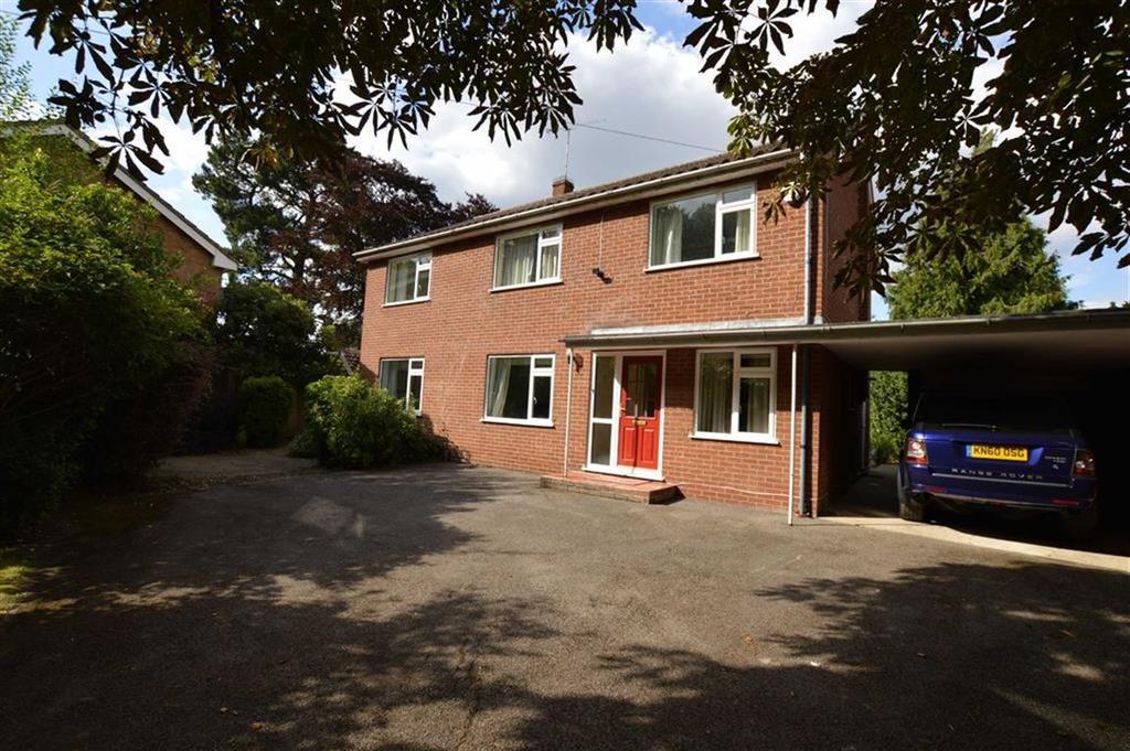 4 Bedrooms Detached House for rent in Upper Warren Avenue, Caversham Heights