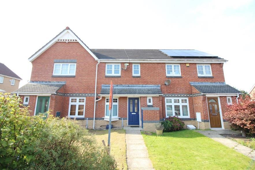 2 Bedrooms Terraced House for sale in Bevan Drive, Longbenton, Newcastle